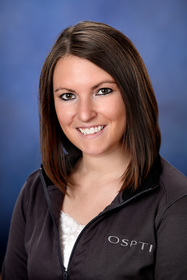 Samantha Schreiner, SLPA, LSVT/LOUD certified
